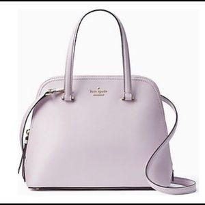 Kate Spade Satchel Patterson Drive Peony Pink Bag